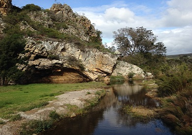 Volmoed grotto